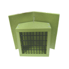 Green Solutions Upside Down Suet Feeder