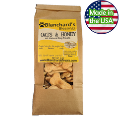 Blanchard's Blessings Oats & Honey Dog Treats