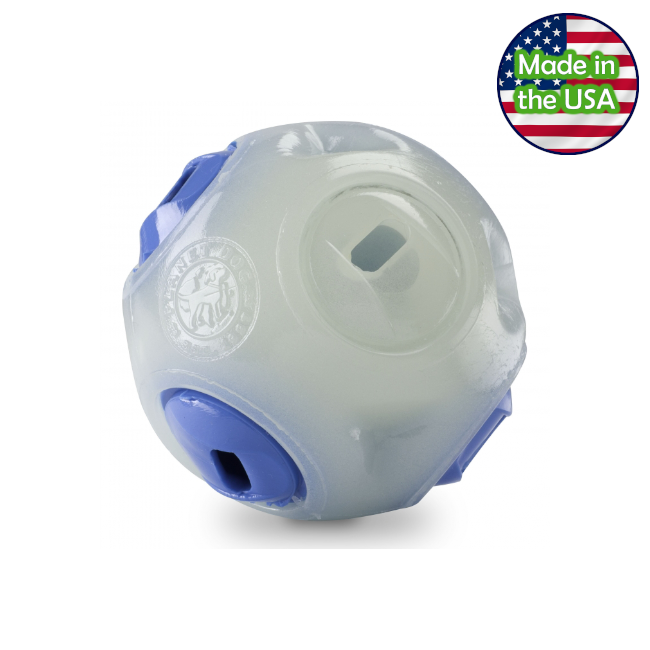 Planet Dog Whistle Ball Dog Toy