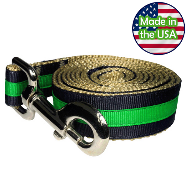 Paw Paws Dog Leash - 5' Prep School Nate