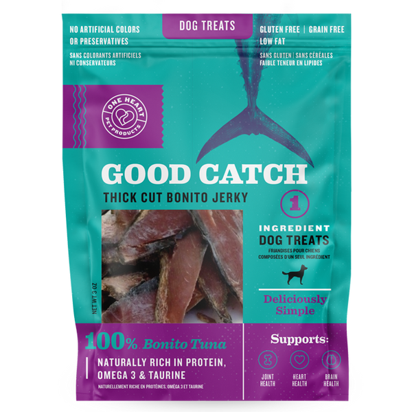 Good Catch Thick Cut Bonito Jerky