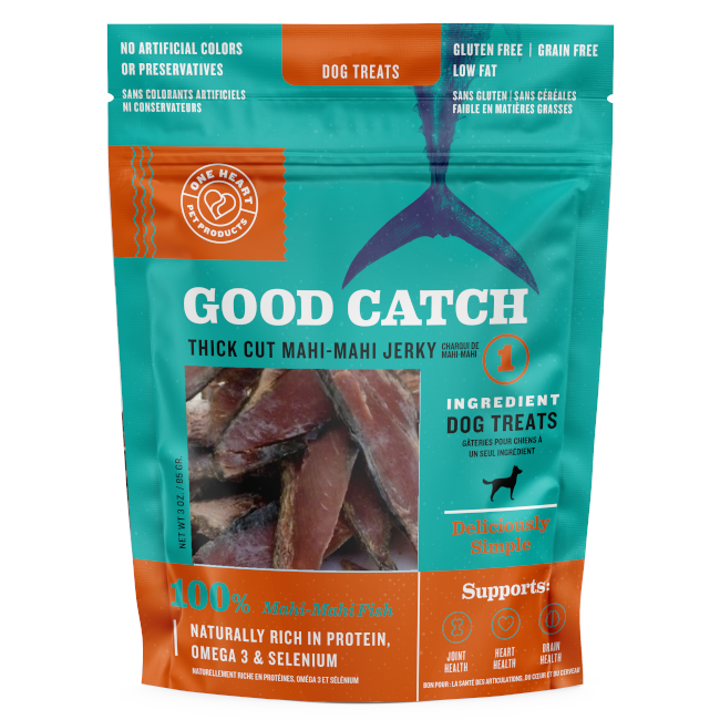 Good Catch Thick Cut Mahi Mahi Jerky