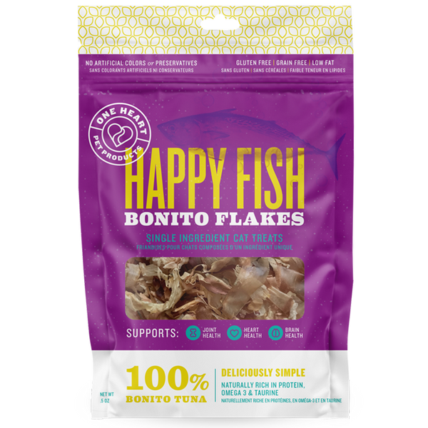 Happy Fish Bonito Flakes