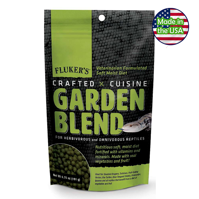 Fluker's Crafted Cuisine Garden Blend 6.75 oz