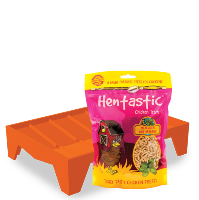 Hentastic® Mini Platform Feeder Bundle