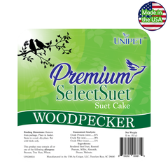 Premium Select Suet - Woodpecker Suet Cake