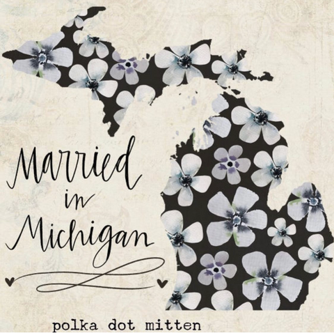 Married in Michigan