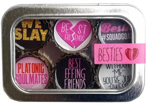 Kate's Magnets - Besties Magnet - Six Pack