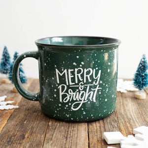 Pen & Paint - Merry & Bright Ceramic Mug
