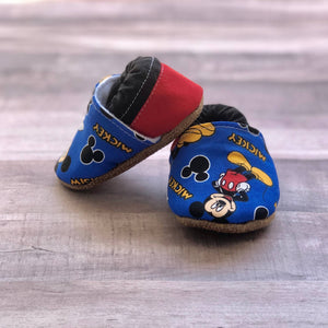 Trendy Baby Mocc Shop - Mickey Mouse Moccasins