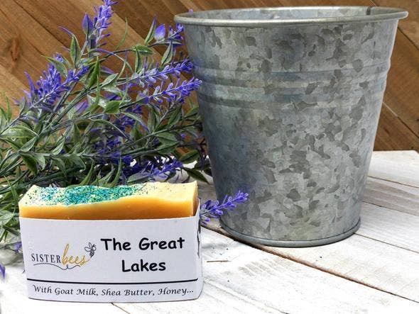 Sister Bees LLC - Great Lakes Handmade Soap