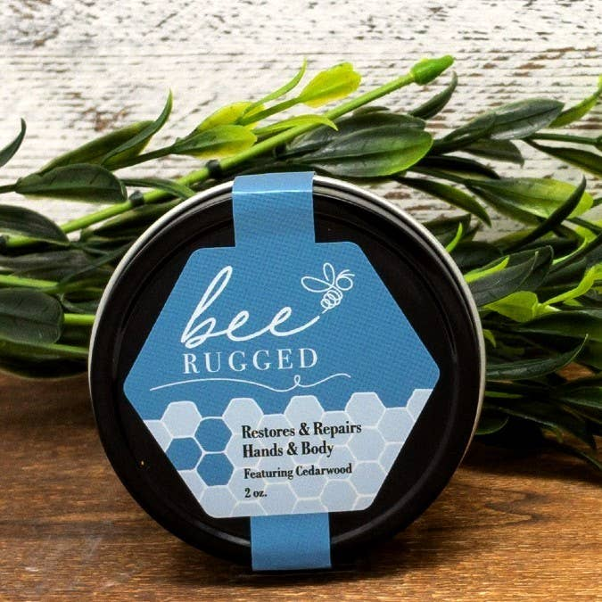 Sister Bees LLC - Bee Rugged Moisturizer