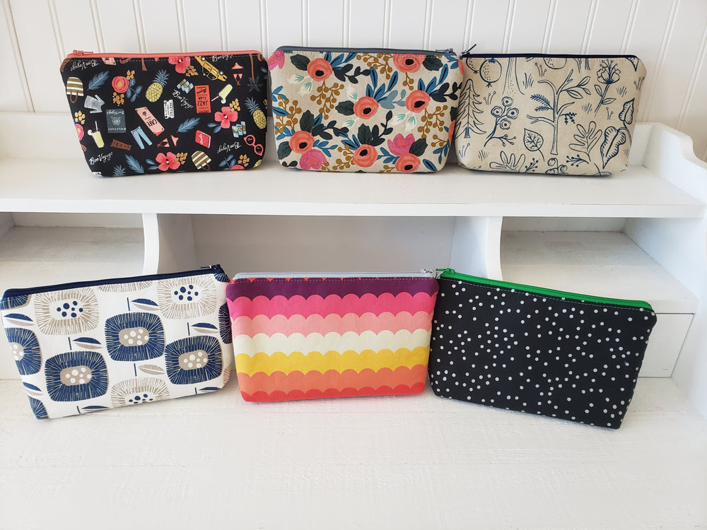 Emmy Lou Bags - Large Essential Oil Pouches