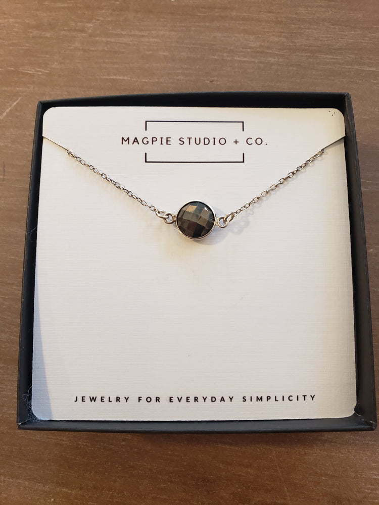 Magpie Studio + Co - Gem Stone Bracelet