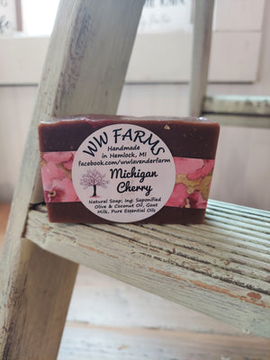 Michigan Cherry Soap