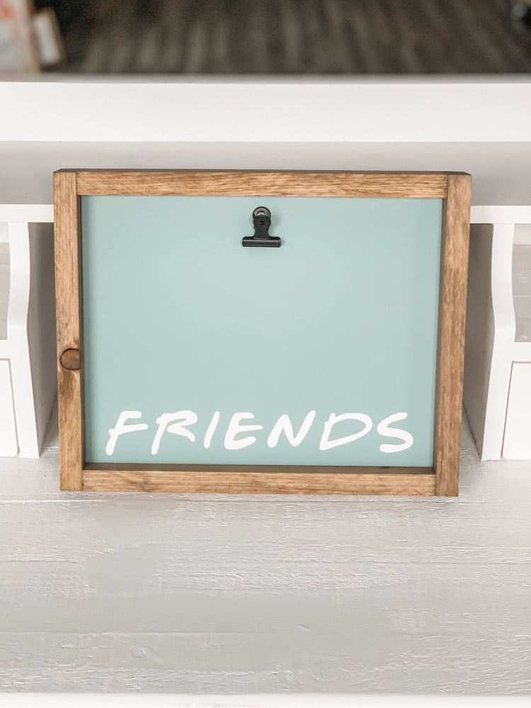 4Love - Friends Clip Frame