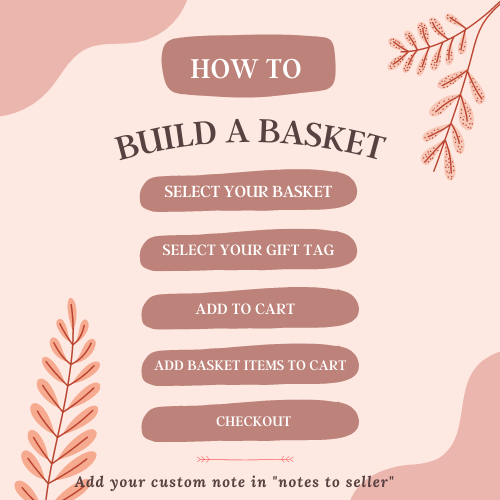 Build Your Own Gift Basket