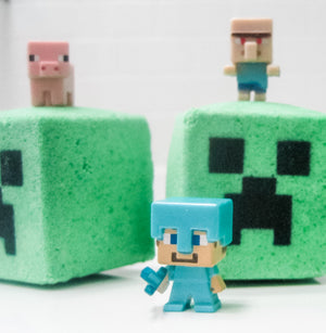 Betty's Bath & Body Shop - Minecraft Bath Bombs