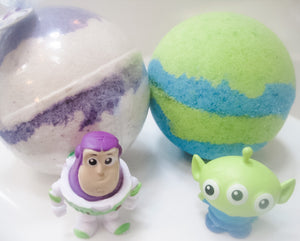 Betty's Bath & Body Shop - Toy Story Bath Bomb