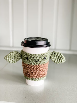 Amy's Cute Creations - Yoda Cozy
