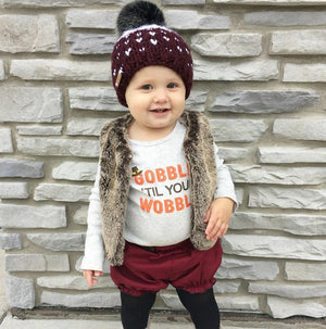 b.e. happe Designs - Toddler Beanie (Multiple Color Options)