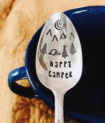 Sweet Thyme Design - Happy Camper Spoon