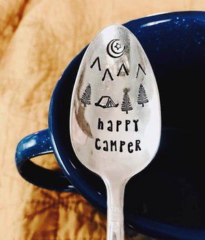 Happy Camper Spoon