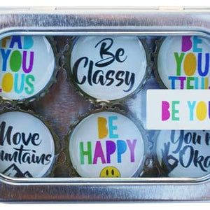 Kate's Magnets - Be You Magnets - Six Pack
