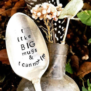 Sweet Thyme Design - Big Mugs Spoon