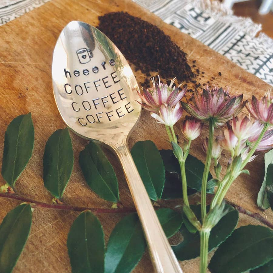 Sweet Thyme Design - Here Coffee