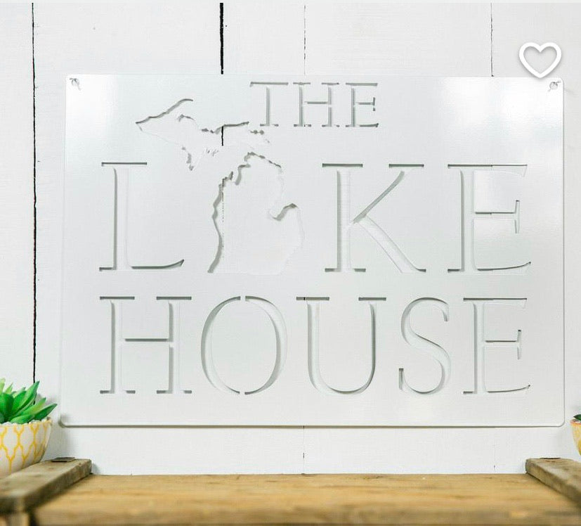 Michigan Imagery - Lake House