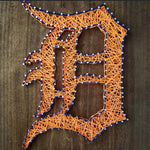 Gather Studios - Detroit Tiger String Art KIT
