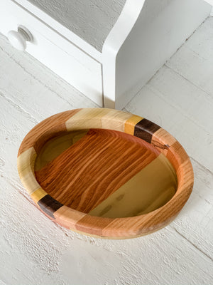 Fosters Wooden Creations - Oval Candy dish