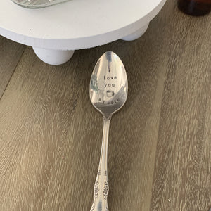 Sweet Thyme Design - Love Spoon