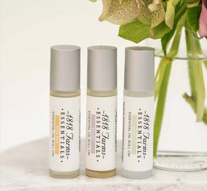 Essential Oil Roll On (Multiple Scents Available)