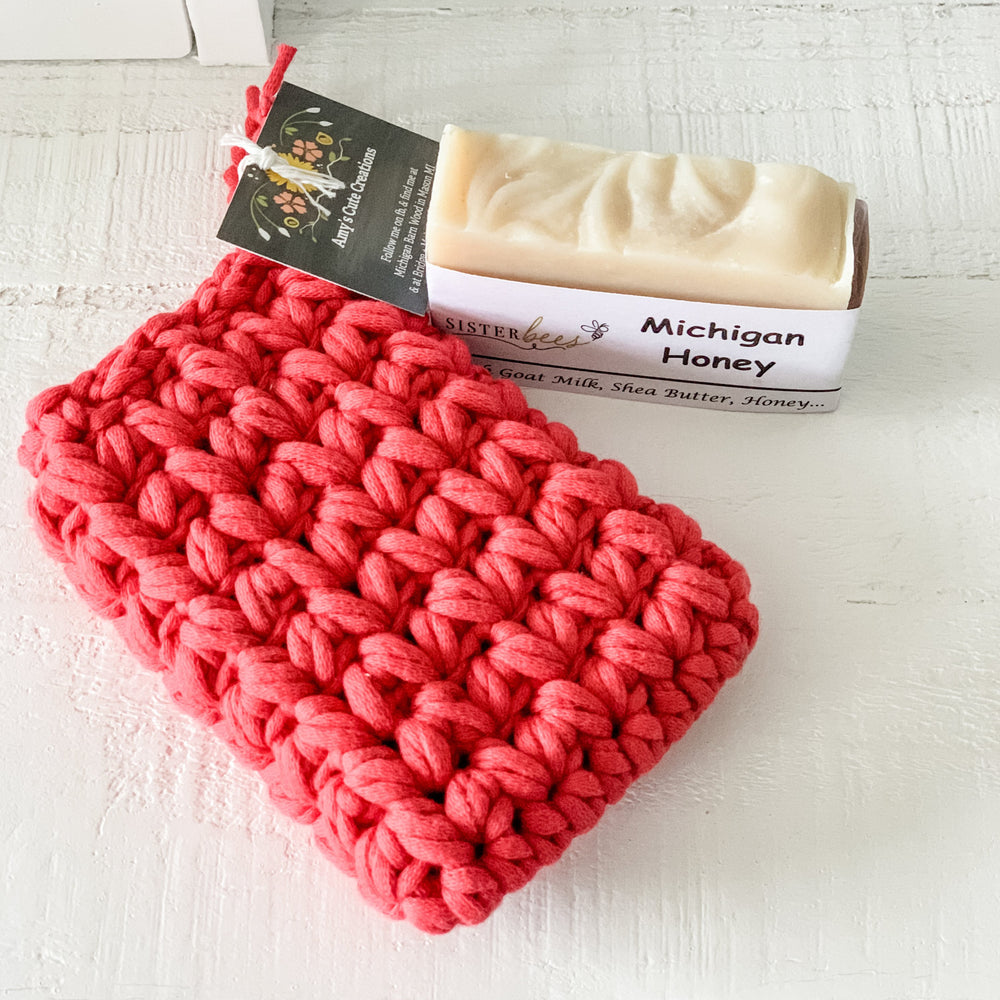 Amy's Cute Creations - Soap Cozy