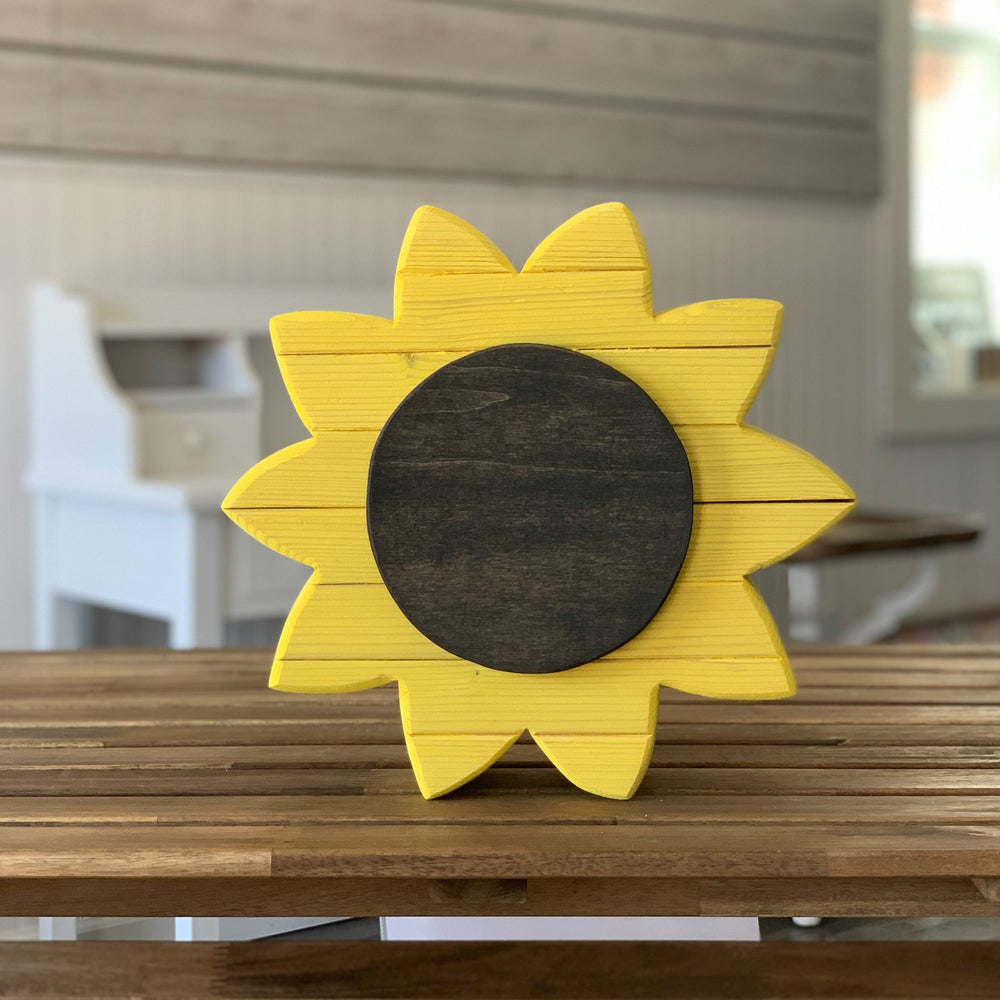 Sharp Custom Creations - Chunky Sunflower