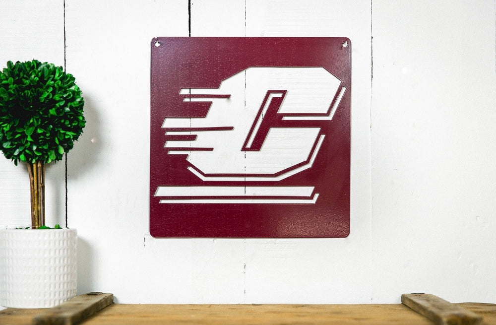 Central Michigan Metal Sign