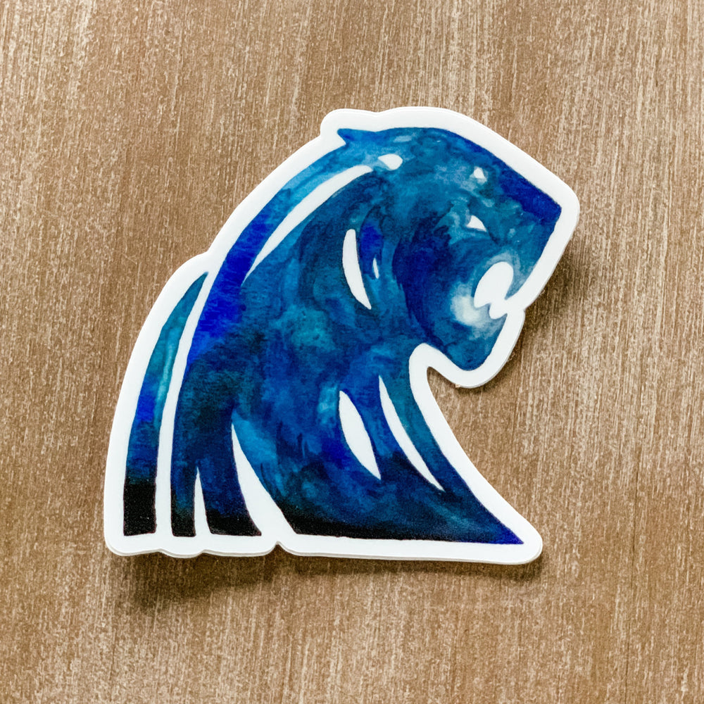 37 Prime -Panther Sticker