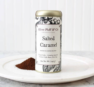 Oliver Pluff & Company - Ground Coffee - Signature Coffee Tin