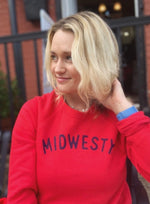 The Midwest Girl - Midwest Crew Neck