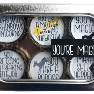 You're Magical Magnet - Six Pack