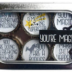 Kate Grenier Designs - You're Magical Magnet - Six Pack
