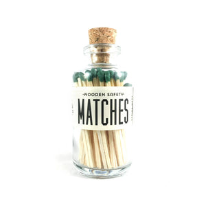 Made Market Co - Olive Matches