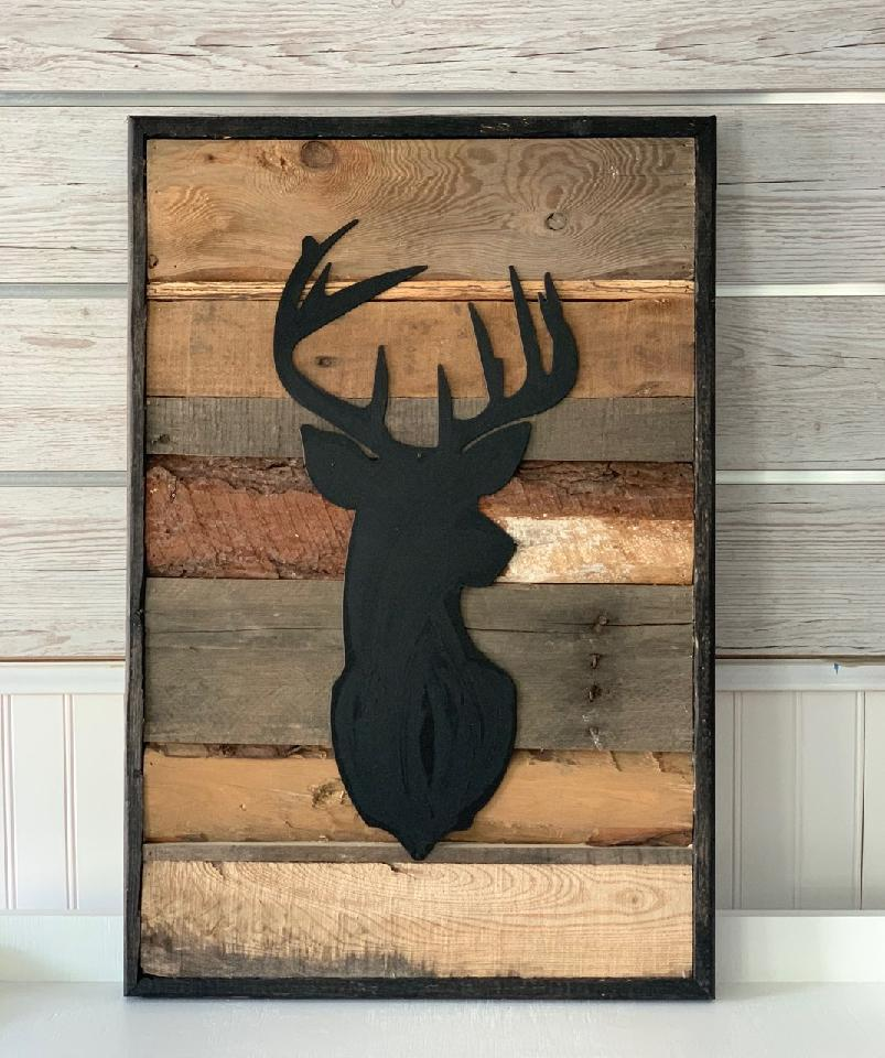 Out of the Barn - Deer Sign