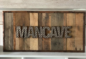 Out of the Barn - Mancave