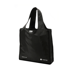 Black Collapsible Tote Bag
