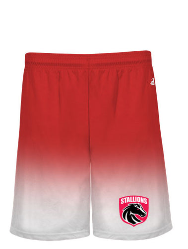 Youth Ombre Athletic Shorts