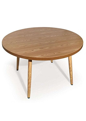Menzzo Table Ronde scandinave Nora Frêne