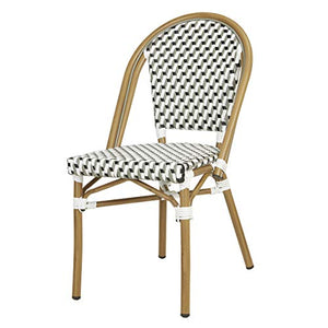 Chaise bistrot JUD en polyrotin